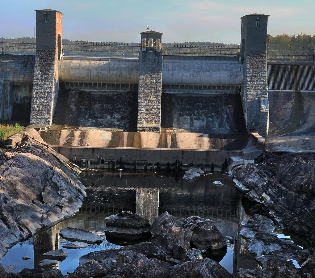Miten vesivoimala toimii?